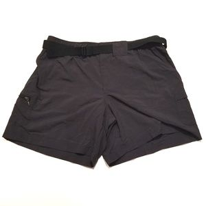 Columbia Omni Shade Small Outdoor Shorts Belted